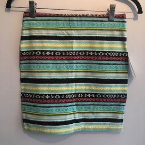 BNWT Mini Skirt forever 21